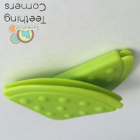 Teething Corners for blankets and bibs set of 2