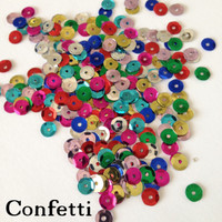 Confetti - 6mm Cupped Sequins