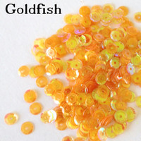 Goldfish  - 6mm Cupped Sequins