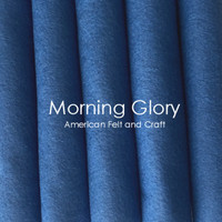 Morning Glory - Wool Blend Felt