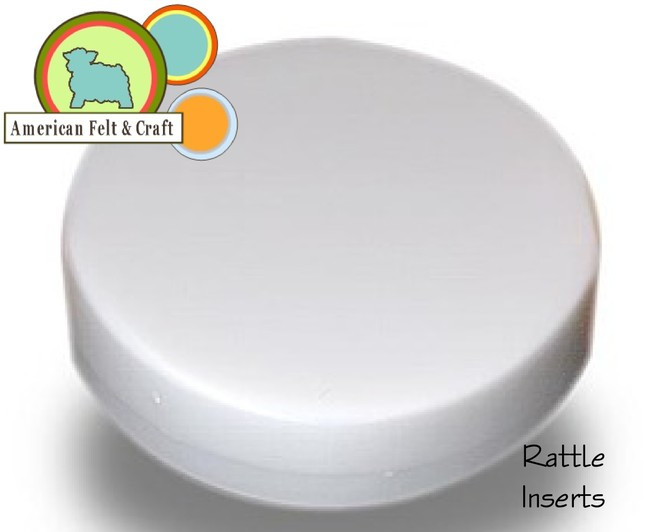 rattle inserts  great for baby and pet toys