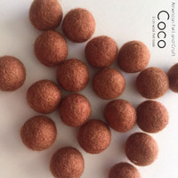 Coco- 2cm 6 count