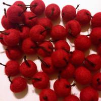 Cherries 2cm 3 count