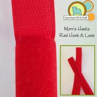 Hook and Loop - Mom's Heels