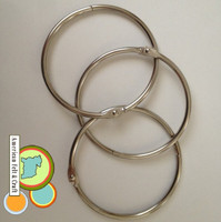 3 inch binder rings 3 pack