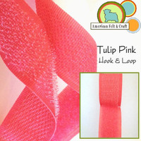 Hook and Loop - Tulip Pink