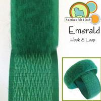 Hook and Loop - Emerald