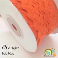 Orange Ric Rac
