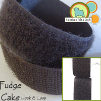 Hook and Loop - Fudge Cake