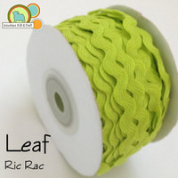 Leaf Ric Rac