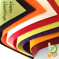 Happy Hauntings 9 piece felt pack