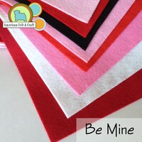 Be Mine - Felt Color Collection