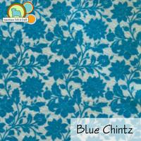 Blue Chintz