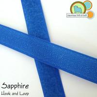 Hook and Loop - Sapphire
