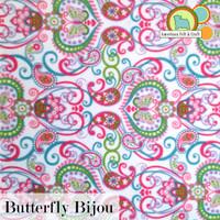 Butterfly Bijou - Printed Felt Sheets