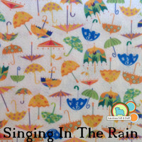 Singing In The Rain - Limited Edition Felt Print