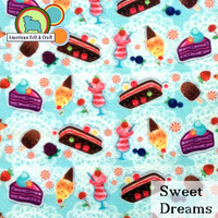 Sweet Dreams - Limited Edition Felt Print