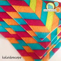 Kaleidoscope - Acrylic Print Felt