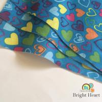 Bright Heart - Acrylic Felt Print