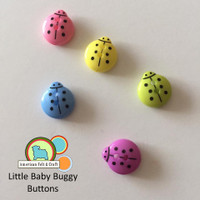 Little Baby Buggy Buttons- 5