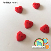Red Hot Hearts - 5