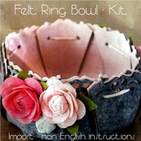 Felt Ring Bowl Kit