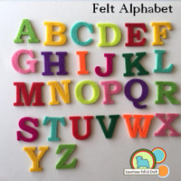 Felt Alphabet