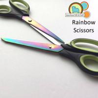 Rainbow Slick Scissors