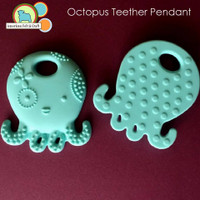 Octopus Teether -Silicone