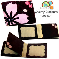 Cherry Blossom Wallet Crafting Kit