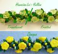 Hawaiian Lei Kit - Yellow