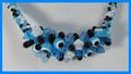 Necklace KIT - Focal Cluster - Evil Eyes