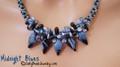Midnight Blues - Necklace Kit