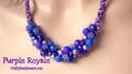 Purple Royale - Necklace Kit