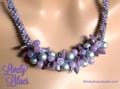 Lively Lilacs - Necklace Kit