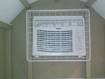 A/C Cover