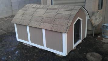 3X-Large Basic Dog House Without A/C