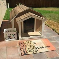 3X-Large Presidential Dog House With A/C