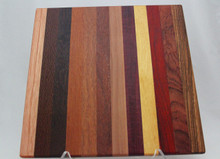 Exotic Woods Cutting Boards #724