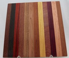 Exotic Woods Cutting Boards #744