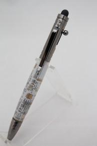 Circuit Board White Tec Pen gm