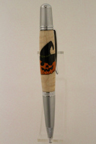Wall Street  Ballpoint Pen Pumpkin Witch tc