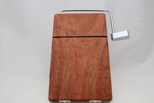 Cheese Slicer Board Mesquite # 1106