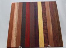 Exotic Wood Cutting Board # 725
