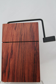 Cheese Slicer Board Bubinga # 1179