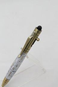 Circuit Board Pen White