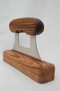 Alaskan Ulu Knife Bocote 2