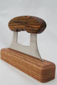 Alaskan Ulu Knife Bocote 1