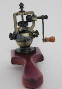 Flat Peppermill Purpleheart # 545