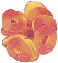 Gummi Rings - Peach